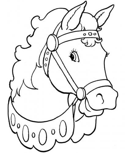cavalli da stampare