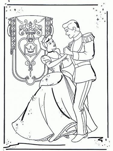 cenerentola al ballo