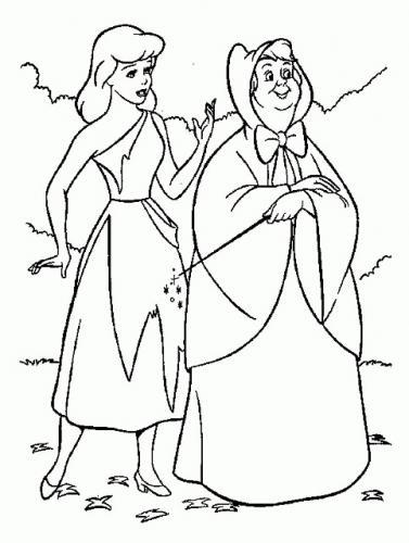 Cenerentola e la fata turchina