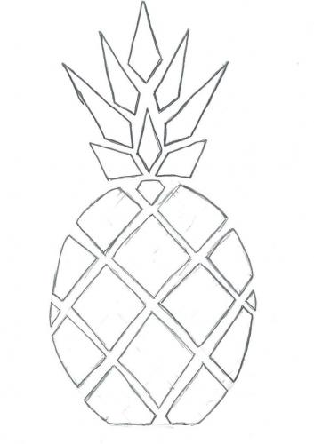 ananas mandala
