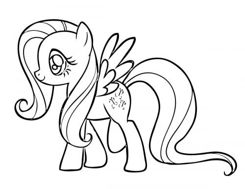 Colorare My Little Pony online
