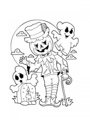 mostri Halloween