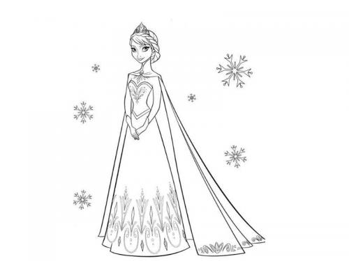 Principessa Elsa
