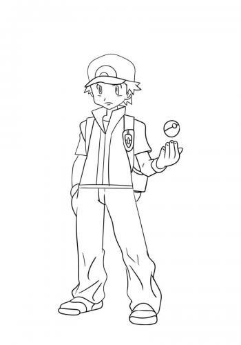 come disegnare un Pokémon