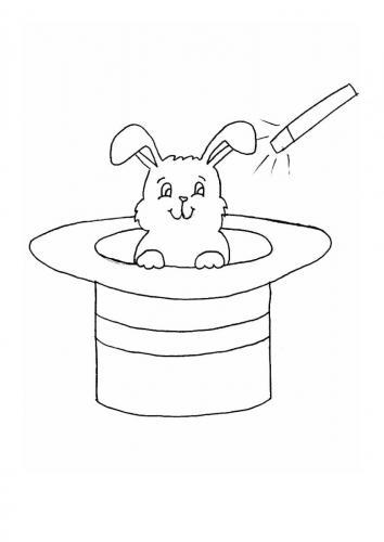 Coniglietto per bambini