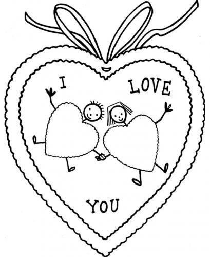 cuore disegno
