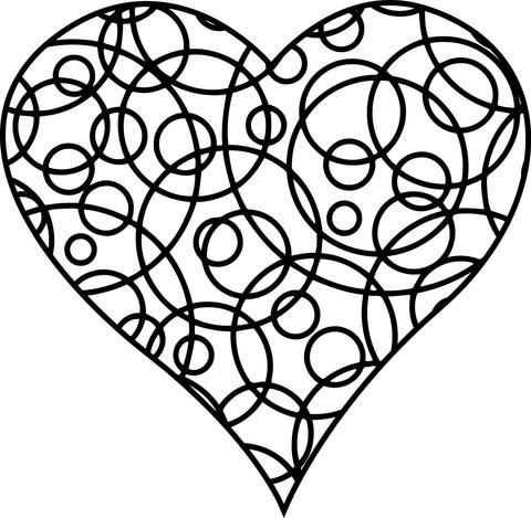 cuore intrecciato
