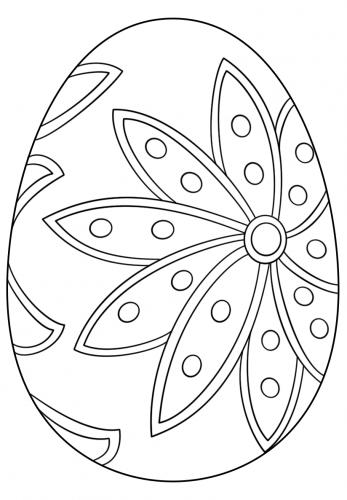 decorare uova di pasqua