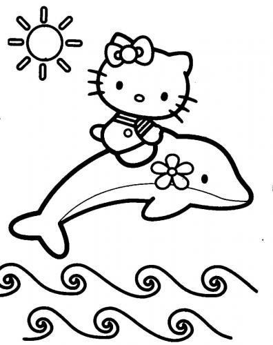 delfino immagini da colorare