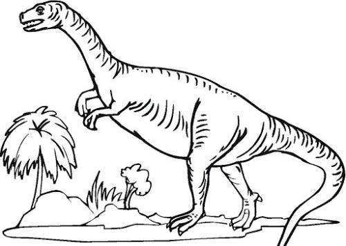 dinosauri da disegnare
