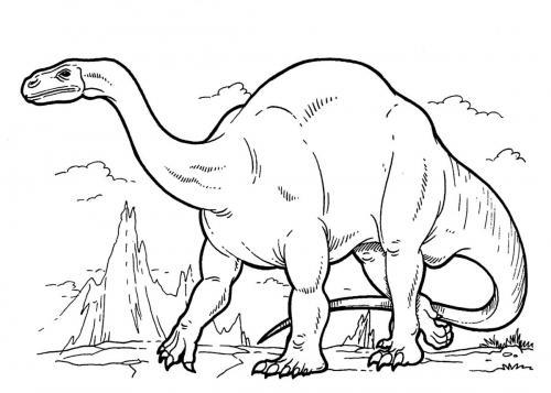 dinosauri disegni
