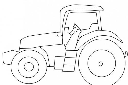 trattori stilizzati