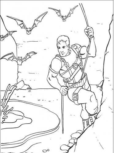 disegnare batman