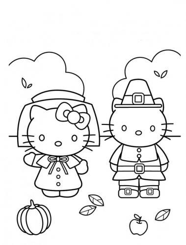 disegnare hello kitty