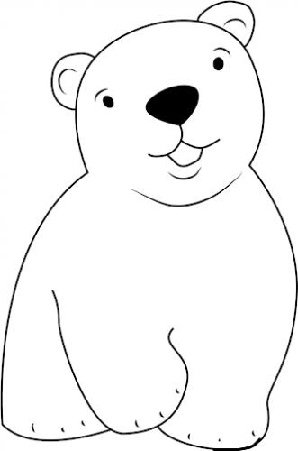 disegnare orso