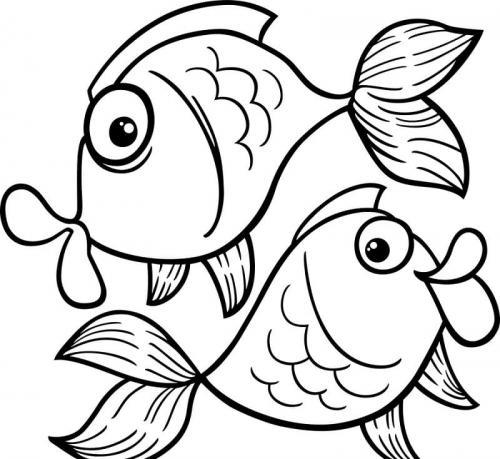 pesci con le labbra grandi
