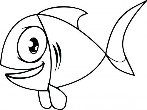 pesciolino simpatico