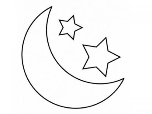 disegnare le stelle