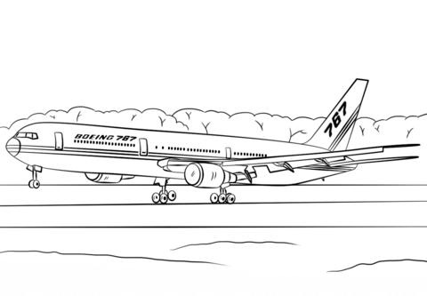 disegnare un aereo