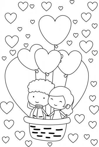 disegnare un cuore