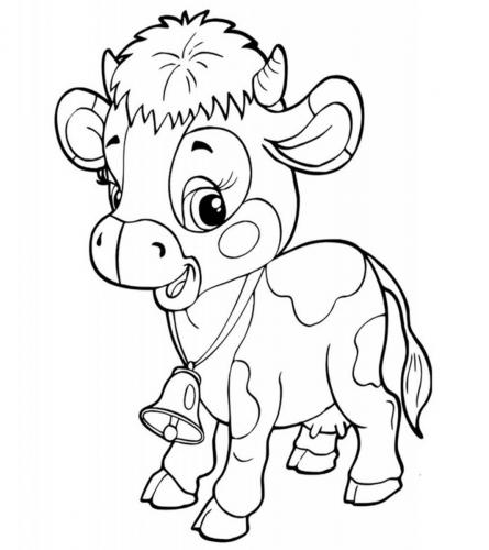 vitello che ride