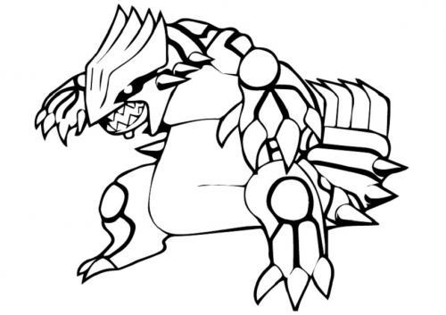 disegni a matita Pokémon