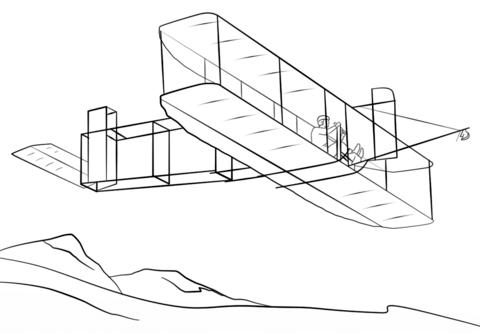 disegni aeroplani