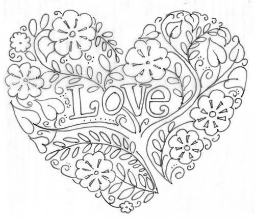 disegni amore