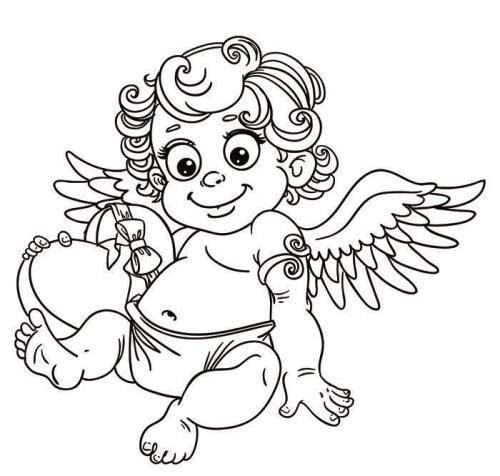 angeli per bambini