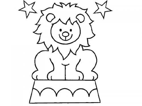 leone da circo