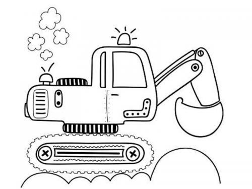 disegni auto colorare