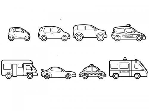 disegni automobili