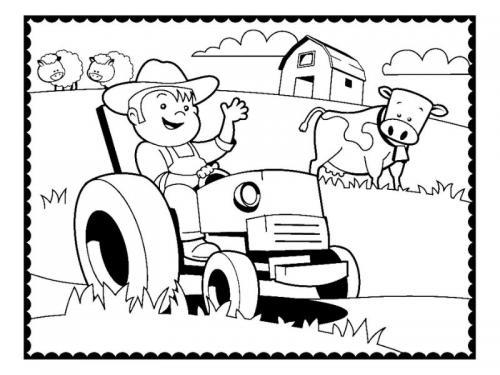 trattori per bambini