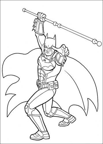 disegni batman