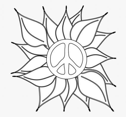 fiore della pace