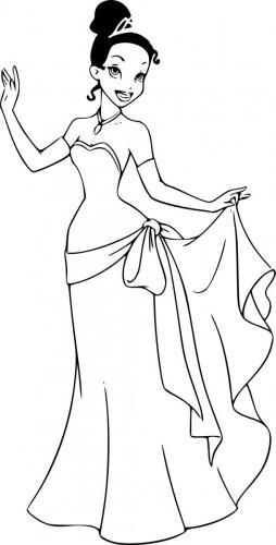 principessa tiana
