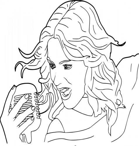 violetta cantante