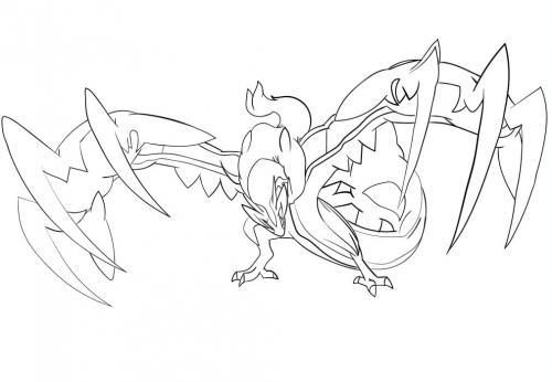 Disegni Da Colorare Dei Pokemon Xy.Pokemon Da Colorare 106 Disegni Da Scaricare E Stampare Gratis A Tutto Donna