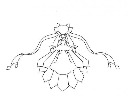 disegni da colorare e stampare Pokémon