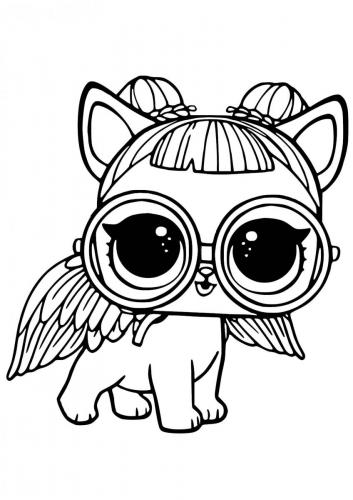disegni da colorare lol unicorn