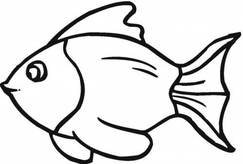 Pesci Da Colorare Immagini Da Stampare Per Bambini A Tutto Donna