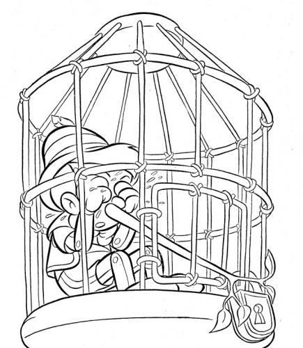 disegni da colorare pinocchio disney