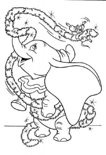 disegni da disegnare Timoteo Dumbo