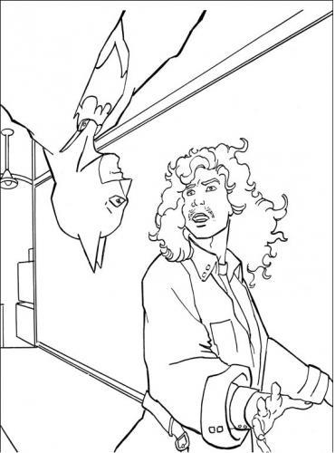 disegni da stampare batman