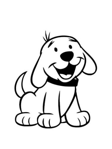 disegni da stampare di cani