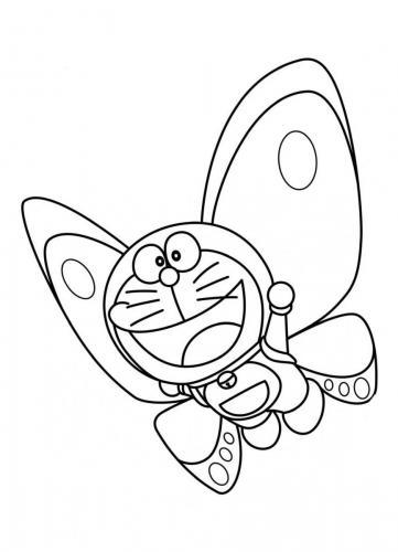 Disegni da stampare di Doraemon