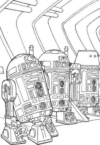 Disegni da stampare di Star Wars