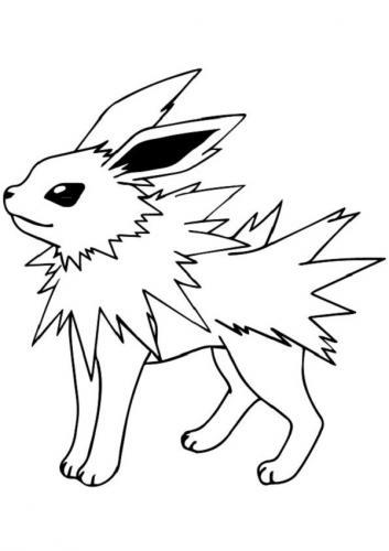 disegni da stampare e colorare Pokémon