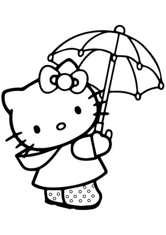 disegni da stampare hello kitty