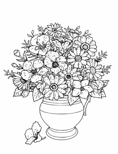 disegni da stampare per la festa della mamma